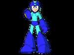Mega Man by MegaPonyArtX