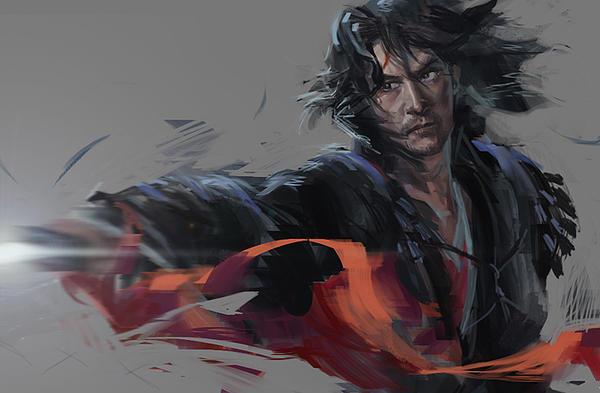 Swordsman by chenkai010