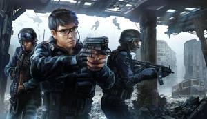 SWAT by chenkai010