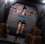 Tomb Raider II (Offshore Rig)
