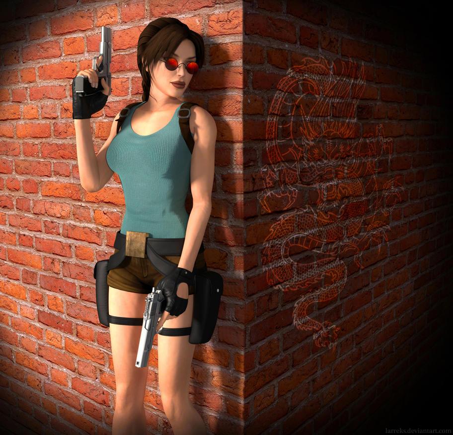 Classic Tomb Raider Wallpaper: Classic Remake 1 By Larreks On DeviantArt