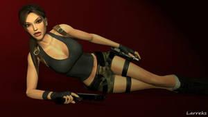 Lara Croft TRAOD