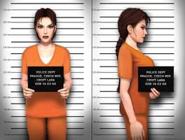 TRAOD: Lara Croft - Outlaw by Larreks