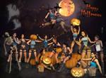 Tomb Raider Halloween