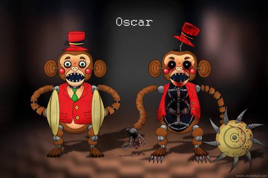 Oscar monkey