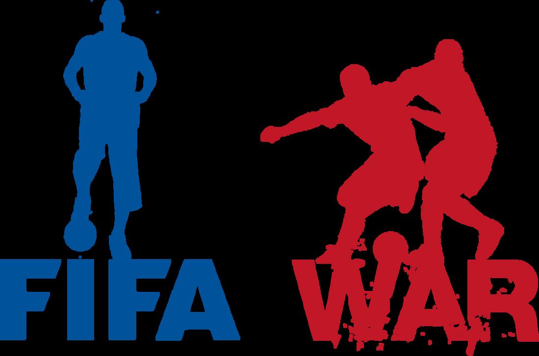 fifa war logo 3 by shesacai on deviantart