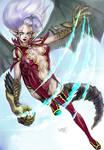 Mirajanna demon Fairy tail