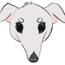 Borzoi Emote by LimpWeasel