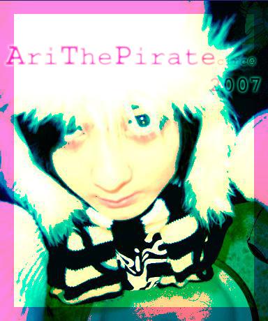 AriThePirate's Profile Picture