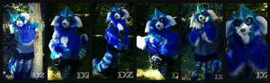Fursuit Partial Commission For - Tariro