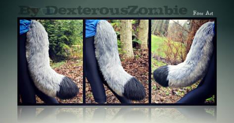 Katwolf Tail - CMSH by DexterousZombie