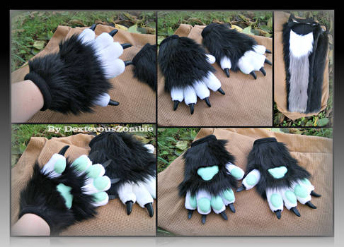Ryley Handpaw commission