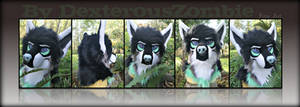 Ryley Mask Commission
