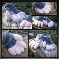 Handpaws Commission: Mittens
