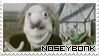Noseybonk Stamp by Lukrietz