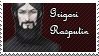 Rasputin Stamp by Lukrietz