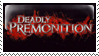 Deadly Premonition Stamp by Lukrietz