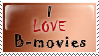 B-movies Stamp by Lukrietz