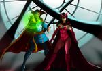 Dr Strange in the Multiverse of Madness fan art