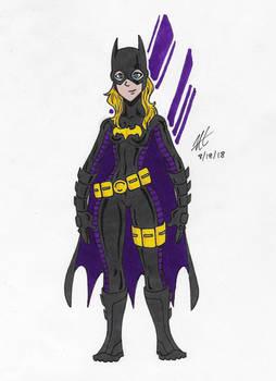Stephanie Brown- Batgirl- Colors