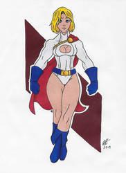 Power Girl Classic