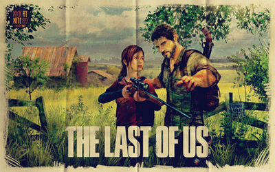 The Last Of Us by NickatNite89