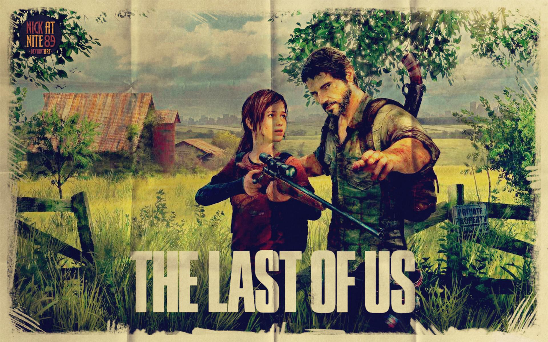 The Last Of Us by NickatNite89