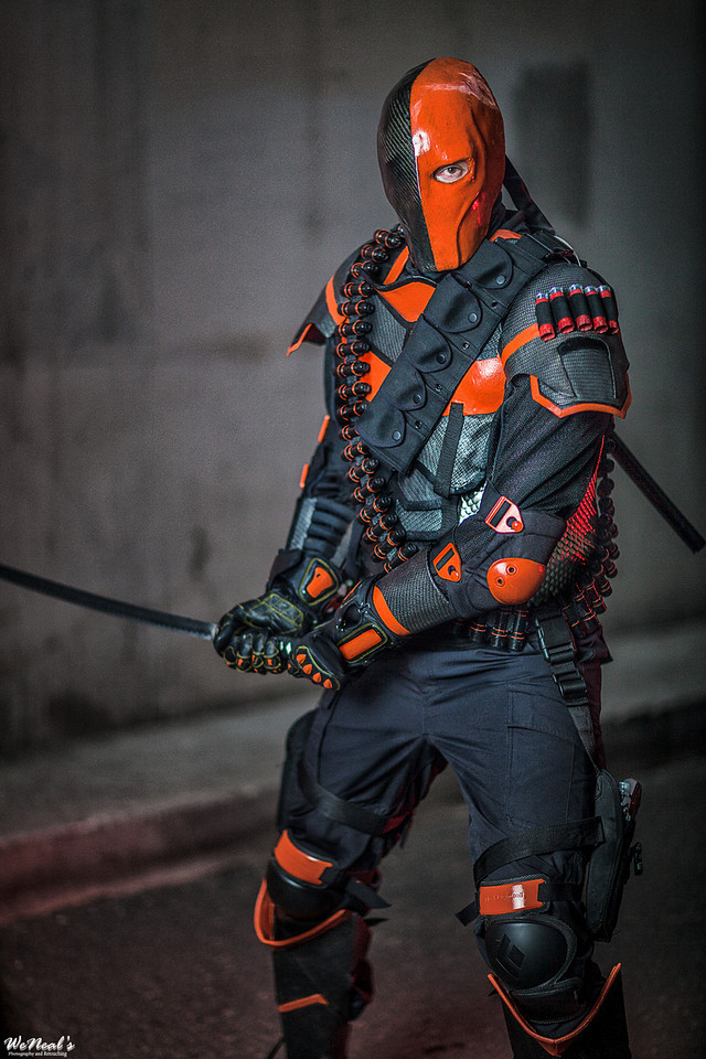 Deathstroke  Instructables  How to make anything