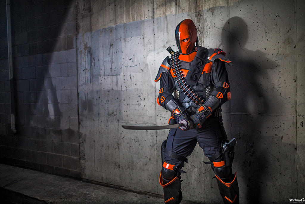 deathstroke arrow cosplay - photo #20