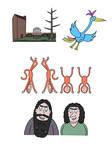 Roald Dahl The Twits by TimBurton01