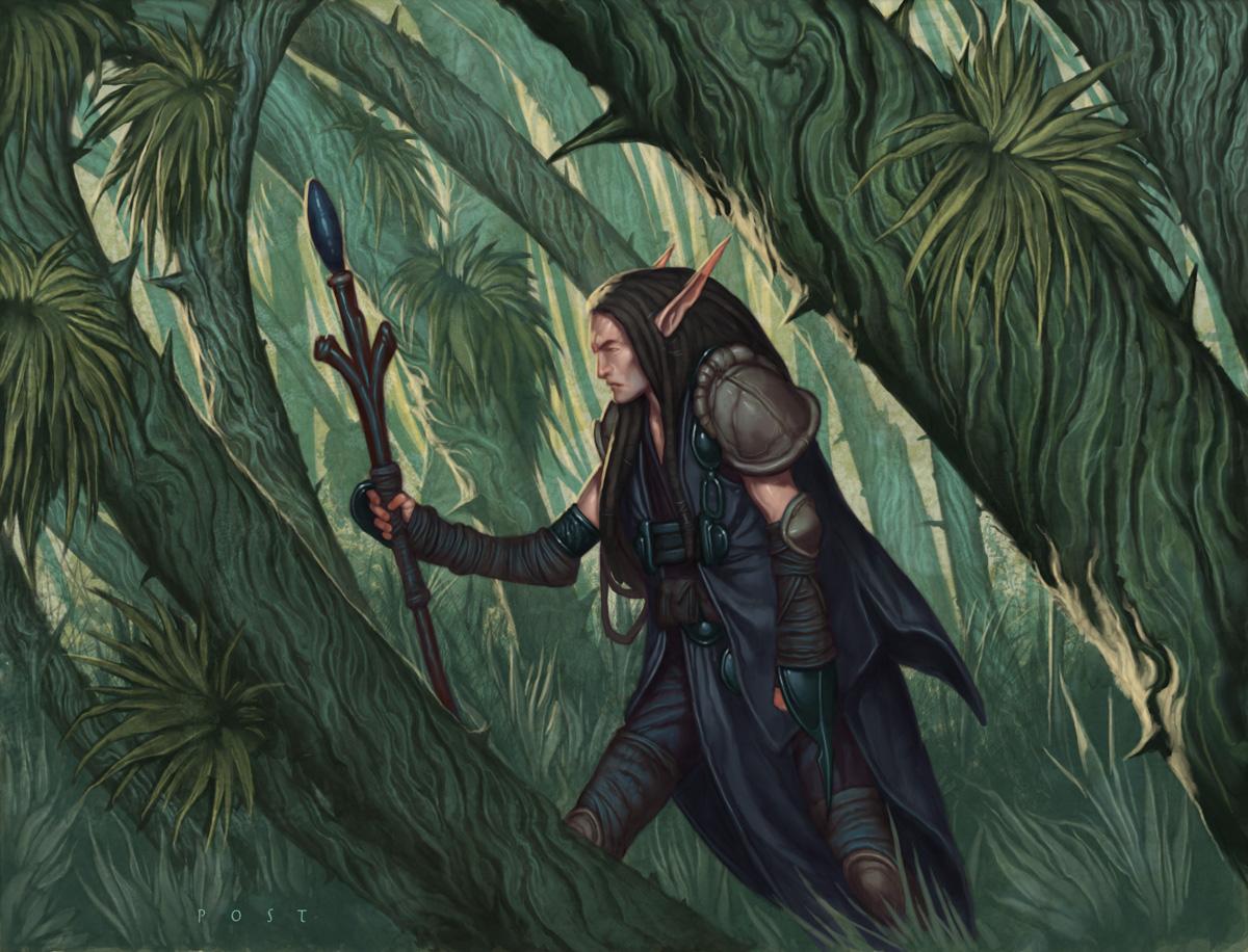 Arbor Elf by postrk