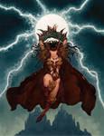 Vulshok Sorcerer