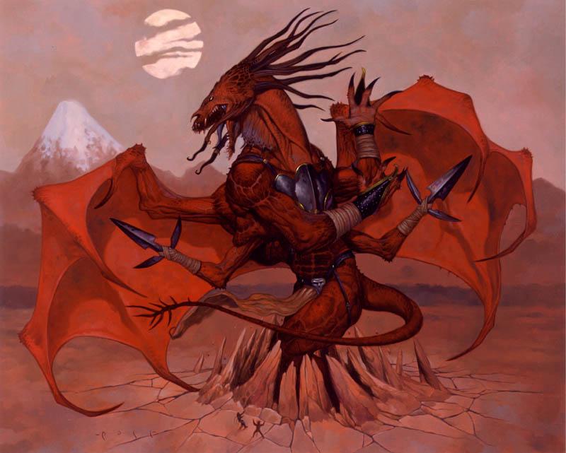Avatar of Fury by postrk