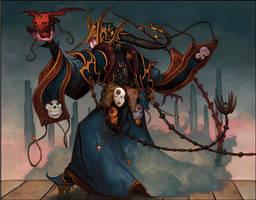 Sakashima the Imposter by postrk