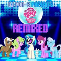 DJ Pon-3 Presents MLP FiM Remixed