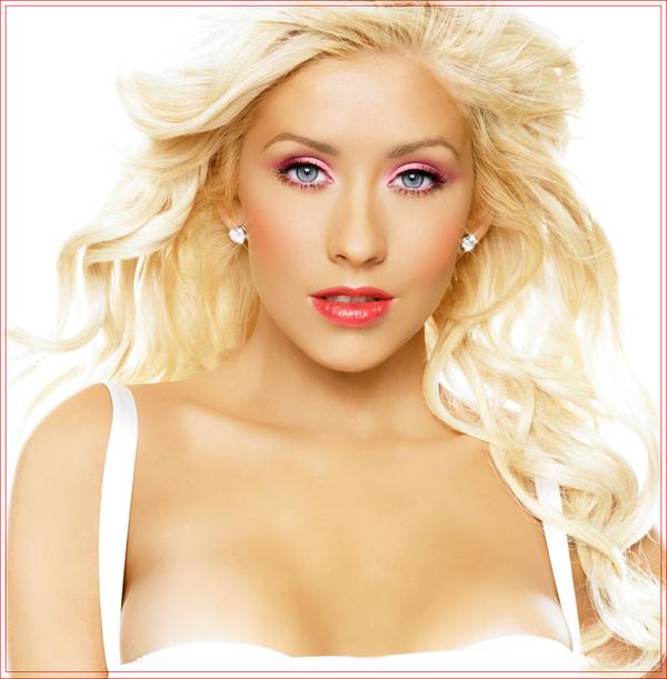 christina aguilera makeup. Christina Aguilera Makeup by