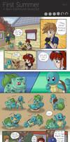 First Summer - A Rijon Adventures Nuzlocke [Pg. 5] by Krisantyne