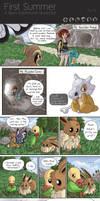 First Summer - A Rijon Adventures Nuzlocke [Pg.14] by Krisantyne