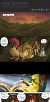 First Summer - A Rijon Adventures Nuzlocke [Pg.17] by Krisantyne