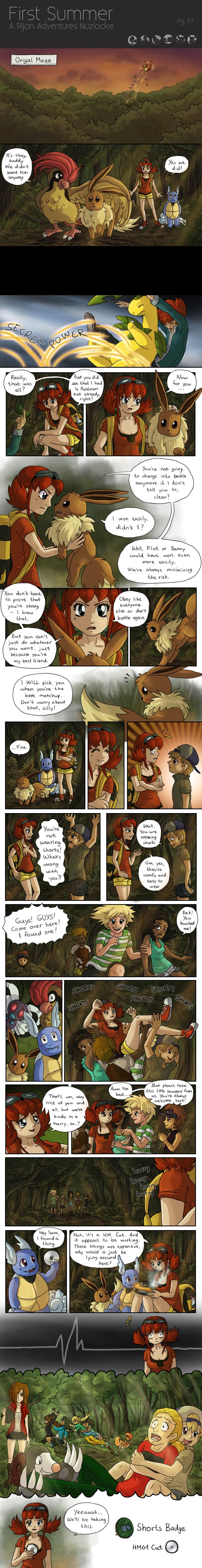 First Summer - A Rijon Adventures Nuzlocke [Pg.17]