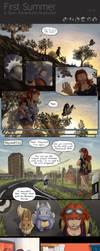 First Summer - A Rijon Adventures Nuzlocke [Pg.25] by Krisantyne