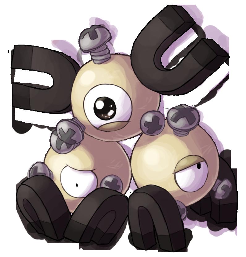Pokemon Magneton Images