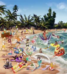 Beach Episode Collab!
