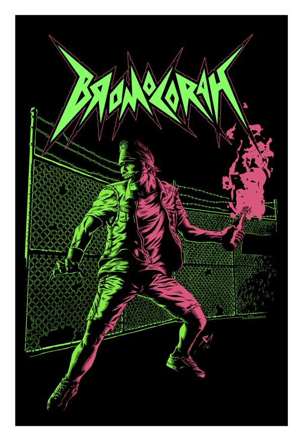 BROMOCORAH - Serangan Fajar by blossomdec4y