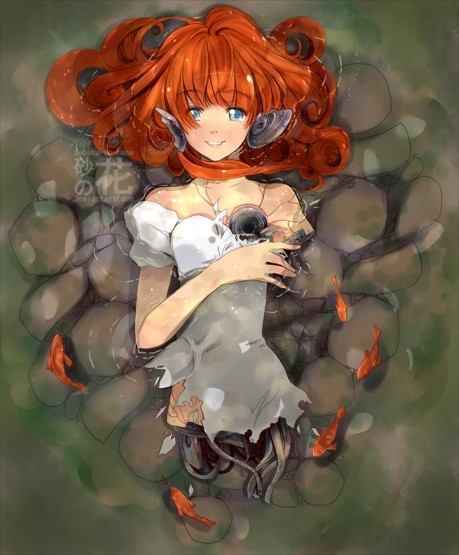 Broken by Sabaku-no-hana