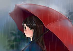 Umbrella by Sabaku-no-hana