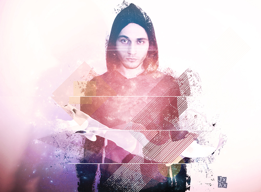 DJ FireWire (Artist Photo) by thejaxxbox