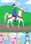 Ouran Cinderella page 2