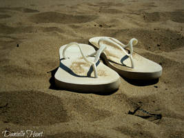 Soft Sand by JadeAndSapphireArts