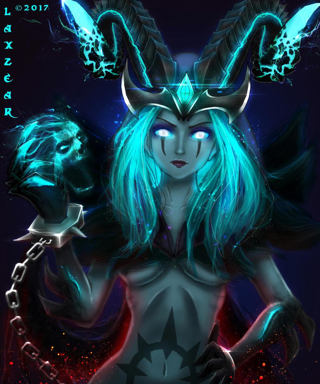 Mobile Legends Vexana By Laxzear On DeviantArt